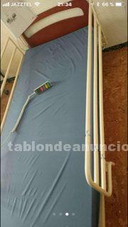 Vendo cama articulada motorizada
