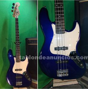 Bajo fender squier j bass - indonesia