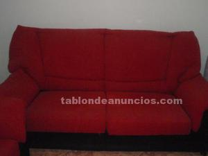 3x2 color rojo oscuro