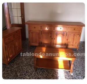 Muebles salón, comedor y recibidor