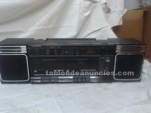 Radio casette crown