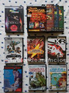 Juegos y programas clasicos para pc