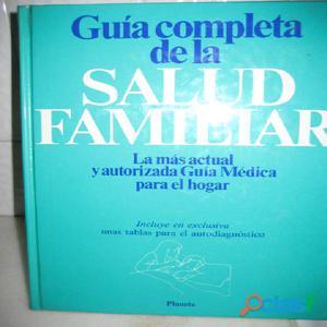GUÍA COMPLETA DE LA SALUD FAMILIAR 3 TOMOS