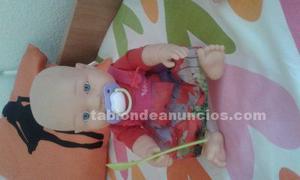 Muñecas baby alive, baby born y accesorios