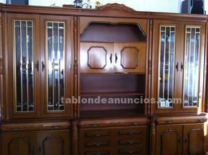 Mueble clasico de comedor