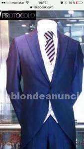 Se vende traje de novio (chaque)