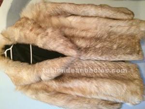 Abrigo piel de nutria nuevo