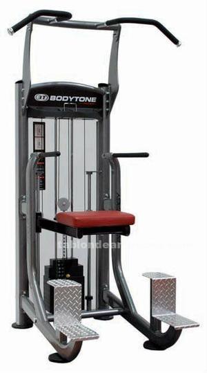 Lote completo de máquinas de gimnasio bodytone