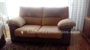 Sofá de 2 plazas amplias