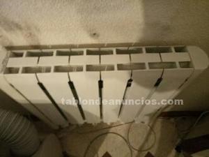Radiador eléctrico sistema de bajo consumo