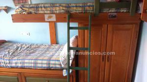 Mueble litera habitacion niños