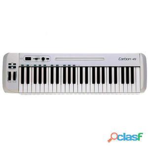 Samson Teclado USB/MIDI CARBON 49