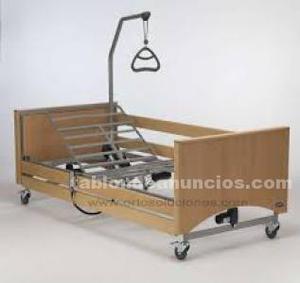 Cama articulada electrica sanitaria