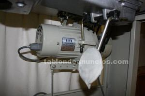 Máquina de coser alfa km137a