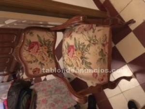 Vendo varios muebles antiguos