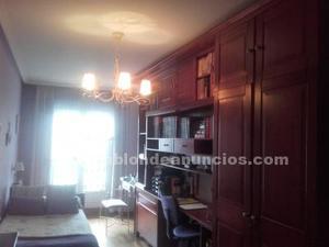 Dormitorio madera maciza en abeto canadiense