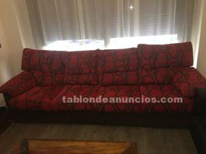 Vendo sofa de 4 plazas