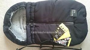 Vendo saco de invierno para silla de bebé