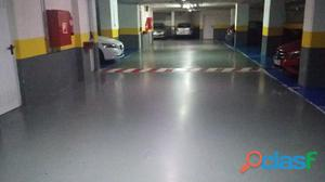 ALQUILO ESTUPENDA PLAZA DE PARKING ESTACIONES