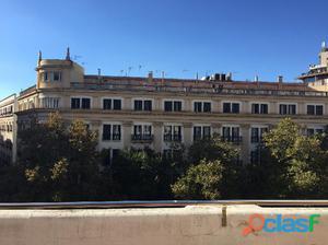 AVENIDAS - PLAZA DE ESPAÑA: Alquilo despacho con terraza de