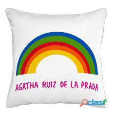Agatha Ruiz de la Prada Funda Cojín Agatha Dig002 50x50 cm