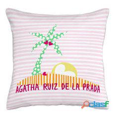 Agatha Ruiz de la Prada Funda Cojín Agatha Dig003 50x50 cm