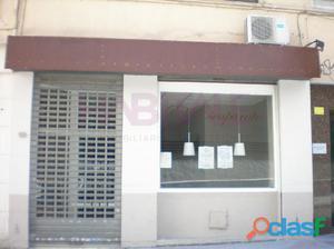 Alicante,centro junto Dr.Gadea. Local en venta en planta