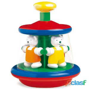 Ambi Toys Trompo Carrusel Ted y Tess 3931163
