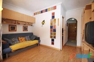 Apartamento de 1 dormitorio en zona centro Torrevieja
