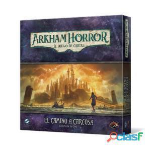Arkham horror: el camino a carcosa