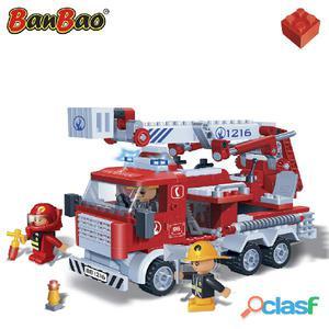 BanBao Camión de bomberos 8313