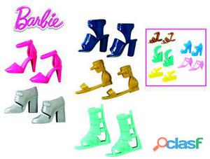 Barbie Barbie Pack De Zapatos 150 gr