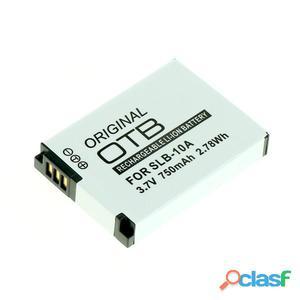 Bateria para Samsung Slb-10A, Jvc Bn-Vh105, Litio Ion 750