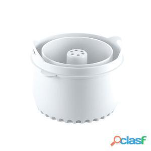 Beaba Olla arrocera y de pasta para bebés blanca 912458