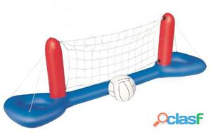 Bestway Flotador Red De Volley Con Pelota 41cm.