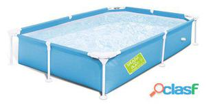 Bestway Piscina My First Frame Pool 221x150x43 Cm