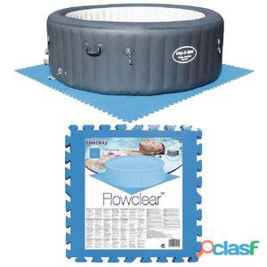 Lote protectores suelo madrid posot class for Protector de piscina