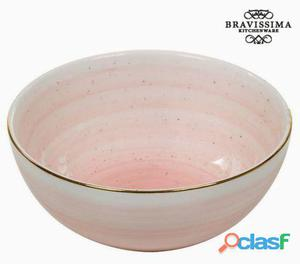 Bigbuy Cuenco de porcelana Queen Kitchen 400 gr