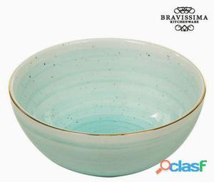 Bigbuy Cuenco de porcelana Queen Kitchen 520 gr