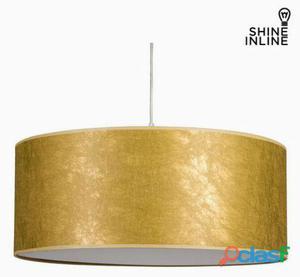 Bigbuy Lámpara de techo Oro by Shine Inline 800 gr