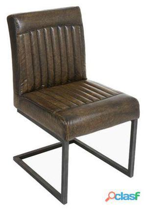 2 sillas comedor polipiel valencia posot class - Sillas segunda mano valencia ...