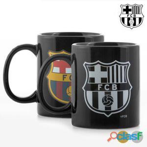 Bigbuy Taza con Escudo de F.C. Barcelona Escudo