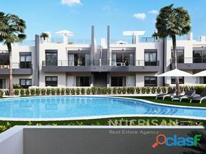 Bungalow planta alta de 3 dormitorios Pilar de la Horadada