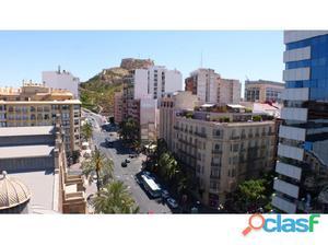 Centro Alicante, en Av. Alfonso el Sabio, magnífico piso
