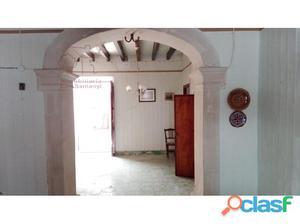 Céntrica casa en Santanyí con muchas posibilidades