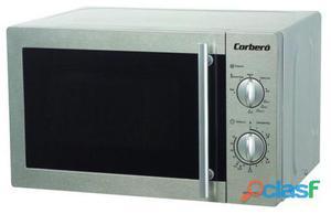 Corbero Microondas cmic20mgx inox grill 20l 700w 20 L