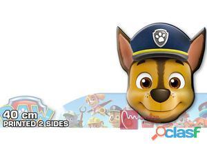 Cuadrante patrulla canina (paw patrol) chase + relleno