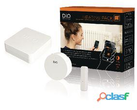 DI-O Smart Central Heating Set 433 Mhz and 868 Mhz 541 gr