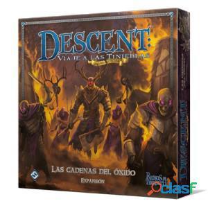 Descent: las cadenas del oxido