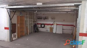 Dos plazas de Garaje dobles cerradas En Calas Blancas